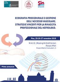 Convegno Ecografia procedurale e gestione dell'accesso vascolare